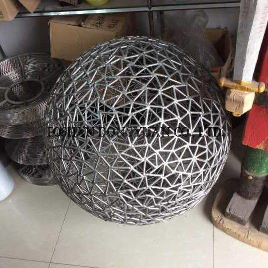 Metal Wire Sphere