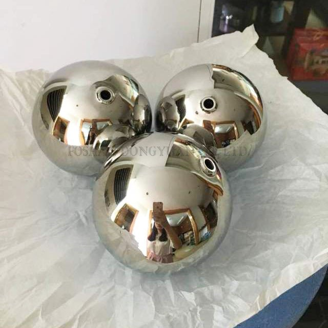 Painted Ball with Thread Screw/Nut